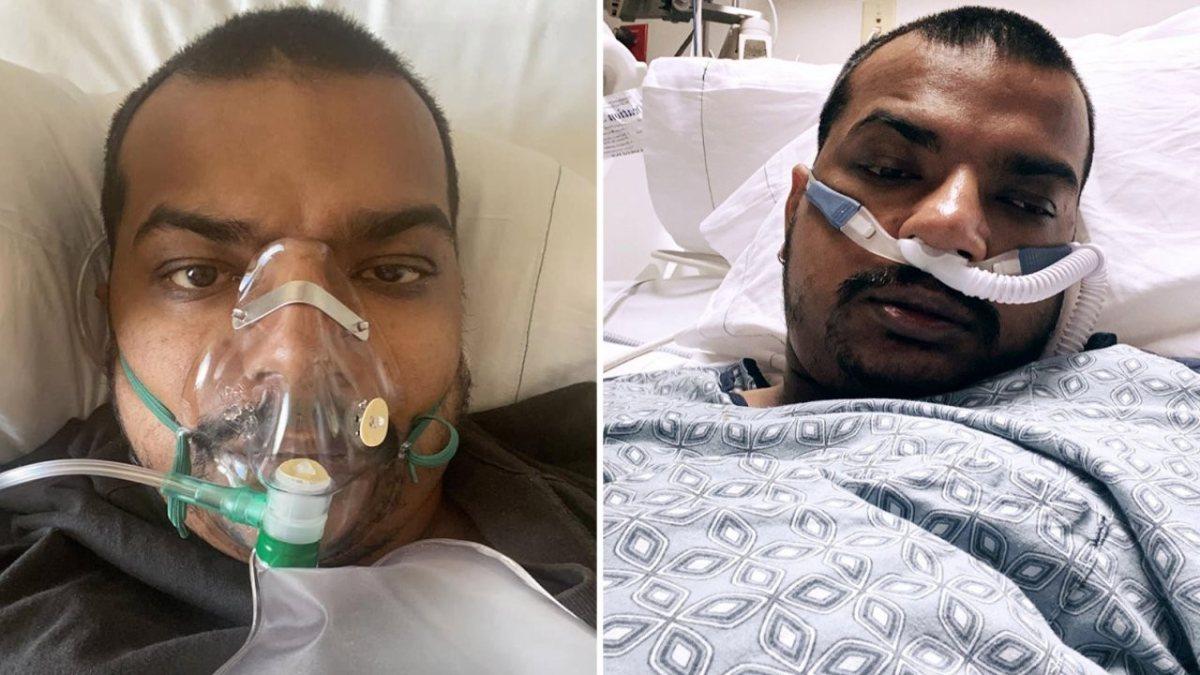 ABD'de aşı karşıtı adam koronadan öldü