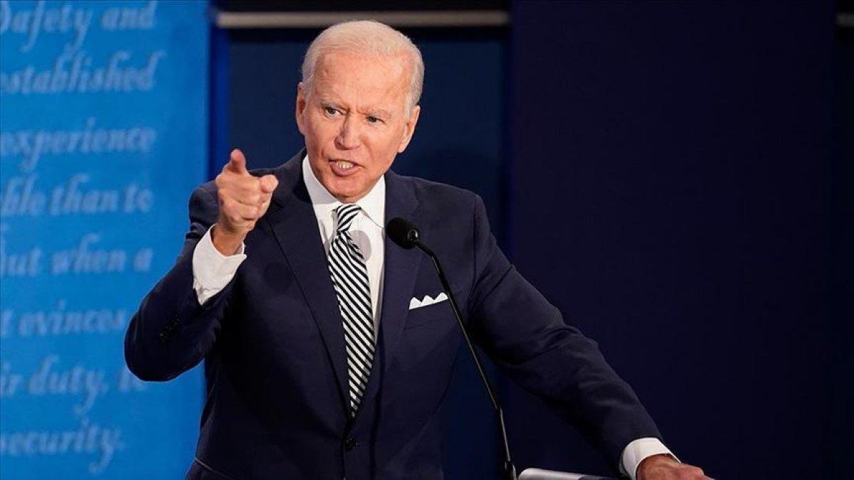 ABD'de Joe Biden'ın icraatlarını onaylayanların oranı düştü