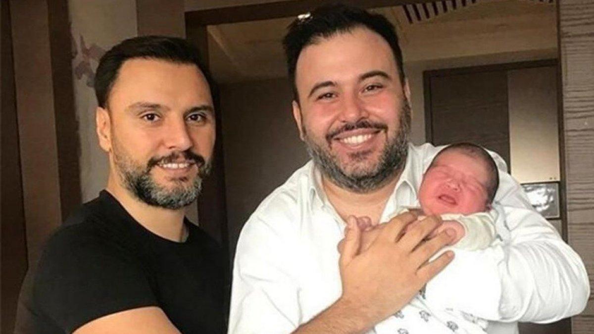 Alişan'dan kardeşi için ilk paylaşım