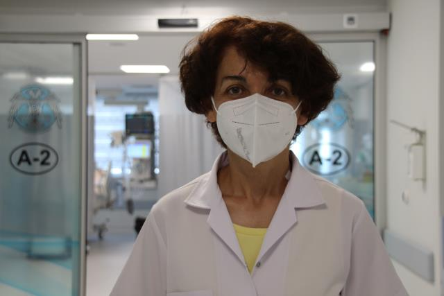 """Anne adaylarına """"Kovid-19 aşısı olun ve koruyucu tedbirlere devam edin"""" çağrısı"""