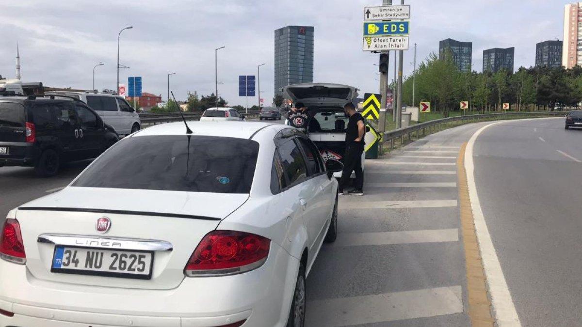 Bayram sonrası İstanbul trafiği yeniden yoğunlaşıyor