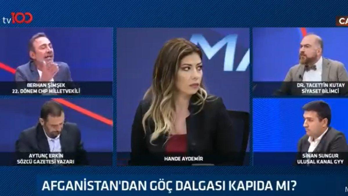 Berhan Şimşek ile Taceddin Kutay arasında Kılıçdaroğlu ve Kuva-yi Milliye tartışması