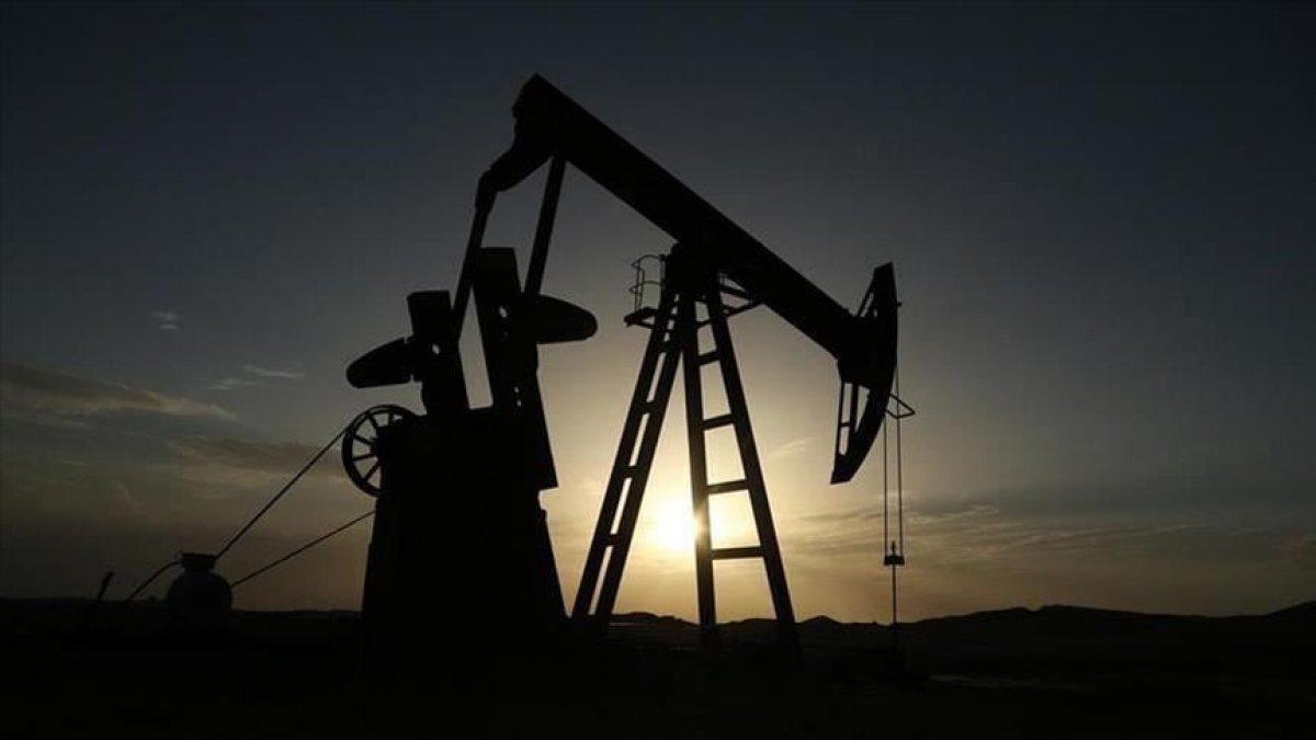 Brent ham petrolün varil fiyatı 74,63 dolar