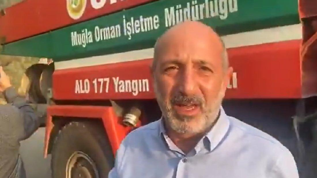 CHP'li Öztunç Hisarönü'nden çağrıda bulundu: Acilen 8-10 helikopter ve uçak lazım