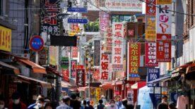 Çin'de piyasalar internet devlerinin hisselerindeki düşüşün etkisinde