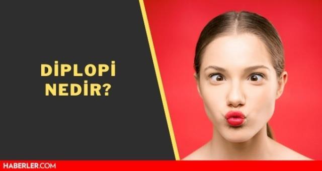 Diplopi nedir? Şaşılık ameliyatı veya tedavisi var mı?