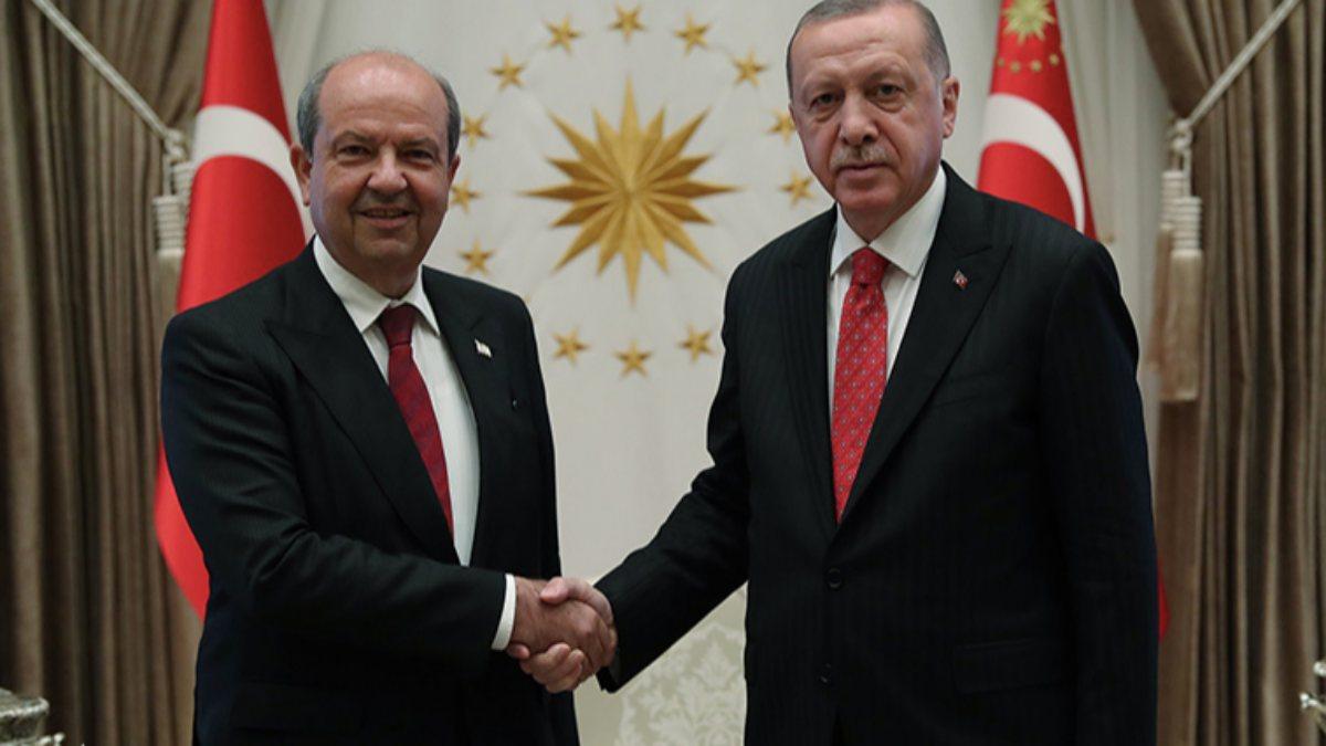 Ersin Tatar: Herkes bilsin ki Anavatan Türkiye'ye daha sıkı sarılacağız
