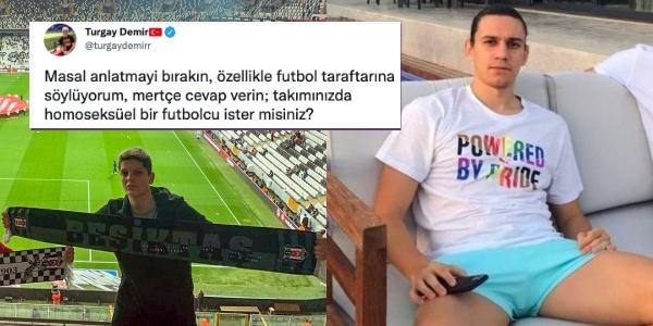 Gazeteci Turgay Demir Homofobik Açıklamalarıyla Yine Gündeme Gelmeyi Başardı