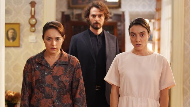 Oyuncu Melisa Şenolsun, Masumlar Apartmanı dizisinin kadrosuna dahil oldu