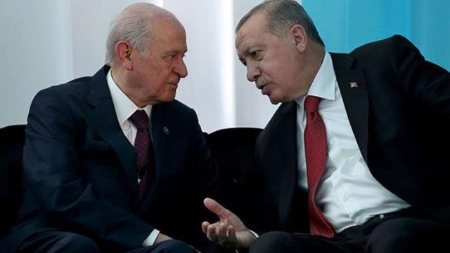 Son Dakika! Cumhurbaşkanı Erdoğan: Seçim barajında belirgin hale gelen yüzde 7, MHP de olumlu bakıyor