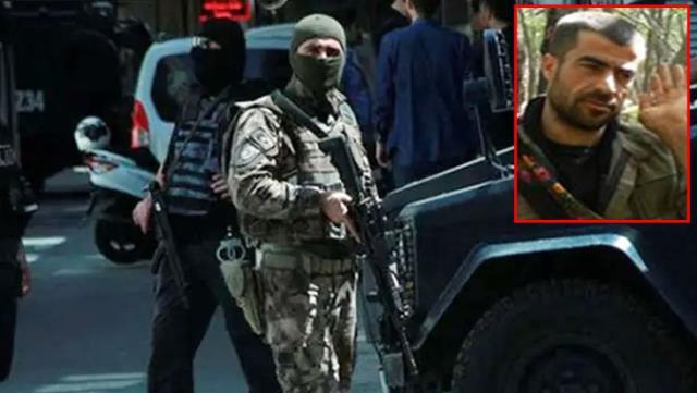Turuncu kategorideki terörist, Ataşehir'de yakalandı
