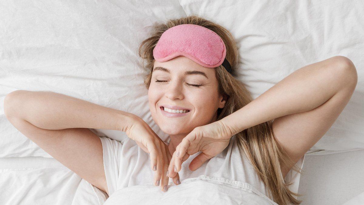 Uyurken güzelleşmenizi sağlayacak 8 uygulama
